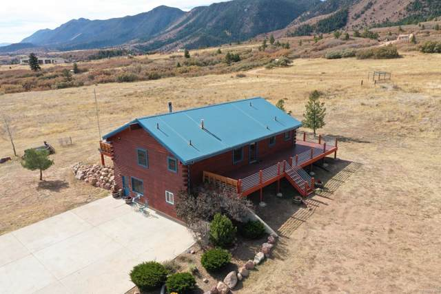 16496 Mount Herman Lane, Monument, CO 80132 (MLS #3716866) :: Colorado Real Estate : The Space Agency