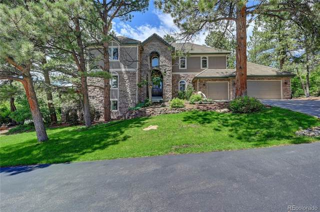 824 Good Hope Drive, Castle Rock, CO 80108 (#3719325) :: The Colorado Foothills Team | Berkshire Hathaway Elevated Living Real Estate