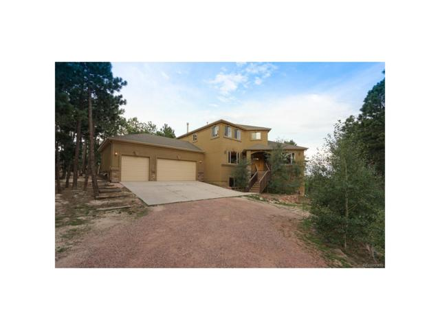 17475 Lamplight Drive, Monument, CO 80132 (MLS #3719880) :: 8z Real Estate