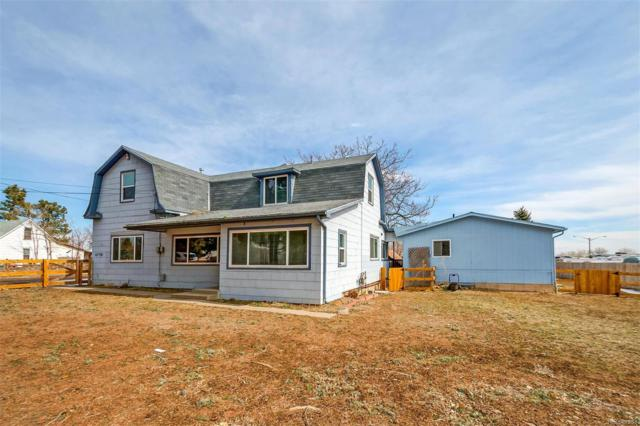 4730 Indiana Street, Golden, CO 80403 (#3721674) :: The Heyl Group at Keller Williams