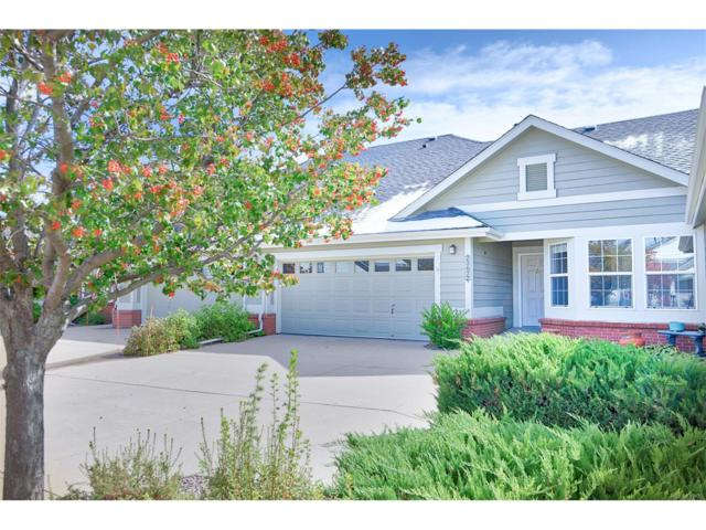 23672 E Links Place, Aurora, CO 80016 (MLS #3727993) :: 8z Real Estate