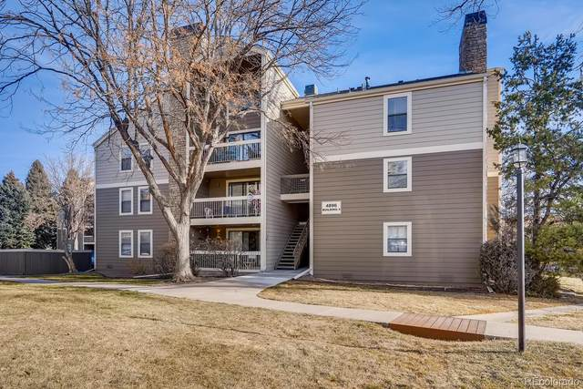 4896 S Dudley Street S 4-4, Denver, CO 80123 (#3728531) :: The Gilbert Group