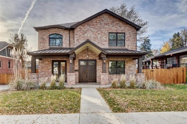 2343 S Columbine Street, Denver, CO 80210 (#3730679) :: Sellstate Realty Pros