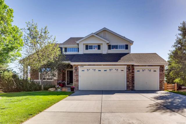 5200 Denim Court, Parker, CO 80134 (#3733267) :: Wisdom Real Estate