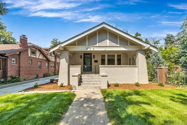 653 York Street, Denver, CO 80206 (MLS #3735308) :: Bliss Realty Group
