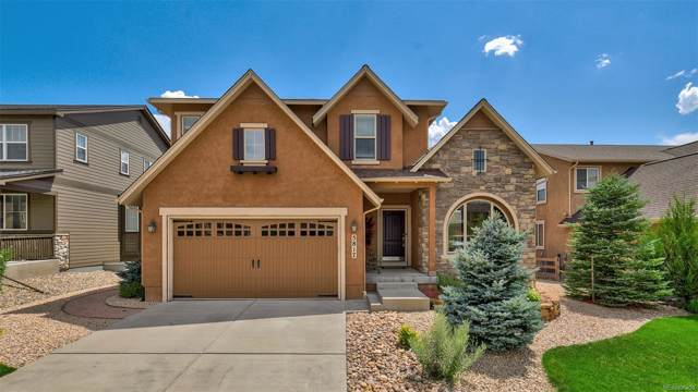 5817 Brave Eagle Drive, Colorado Springs, CO 80924 (MLS #3738219) :: Bliss Realty Group