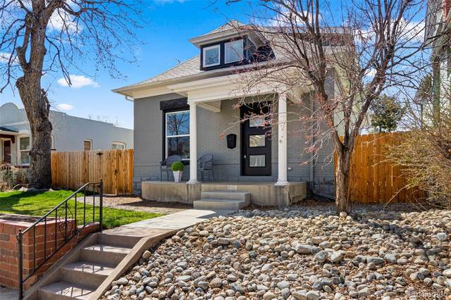 837 S Grant Street, Denver, CO 80209 (#3739452) :: Portenga Properties