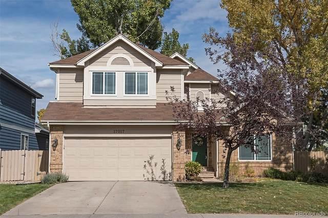 17017 Bennett Drive, Parker, CO 80134 (#3740167) :: HomeSmart