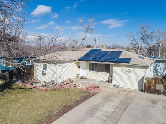 5169 W Exposition Avenue, Denver, CO 80219 (#3743224) :: The Heyl Group at Keller Williams