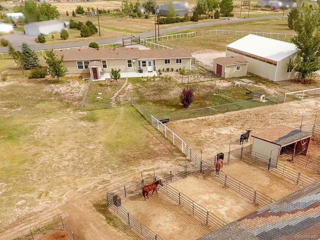 58150 E 40th Drive, Strasburg, CO 80136 (MLS #3747478) :: 8z Real Estate