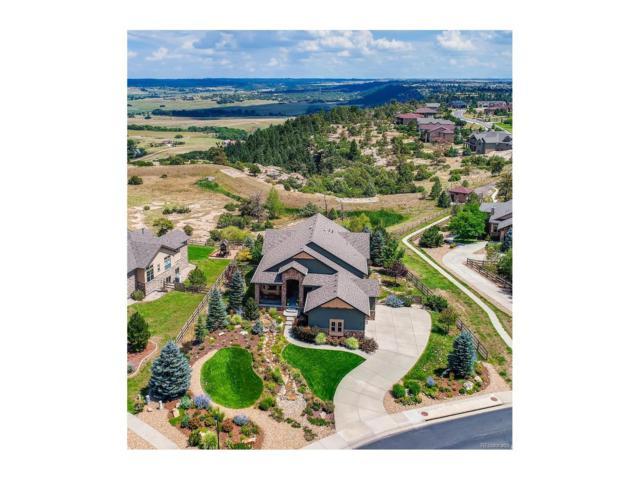7167 Fallon Circle, Castle Rock, CO 80104 (MLS #3747856) :: 8z Real Estate