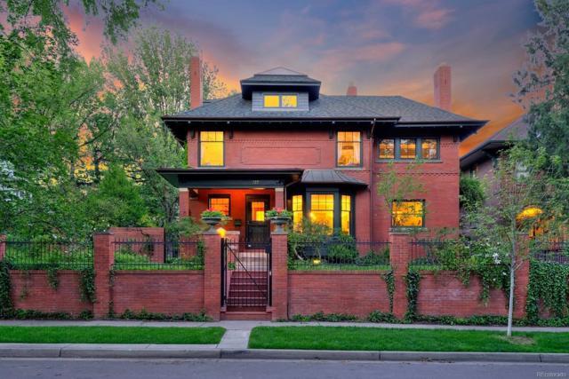 722 N Humboldt Street, Denver, CO 80218 (#3749062) :: The Healey Group