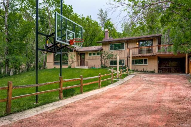 1401 Winfield Road, Colorado Springs, CO 80906 (#3749466) :: Mile High Luxury Real Estate