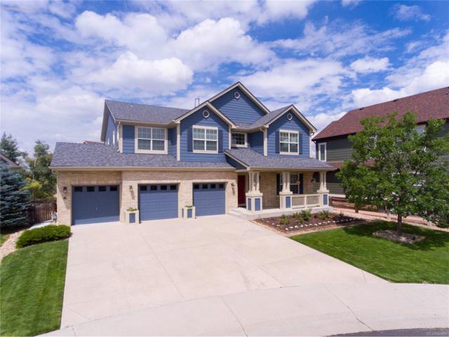 22919 Briar Leaf Avenue, Parker, CO 80138 (MLS #3750021) :: 8z Real Estate