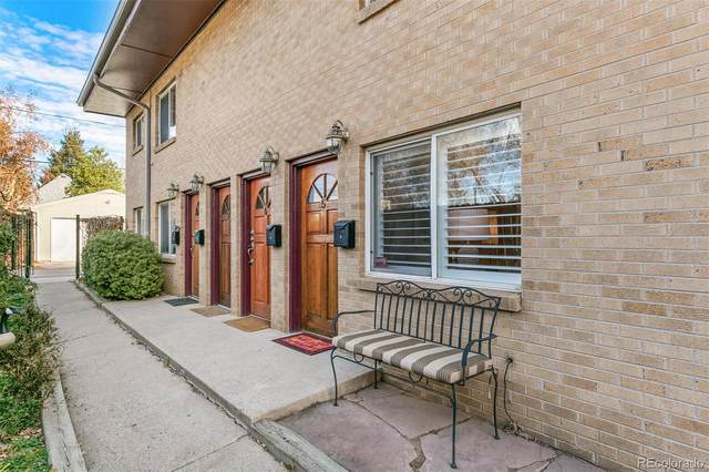165 W Cedar Avenue #5, Denver, CO 80223 (#3752388) :: Briggs American Properties