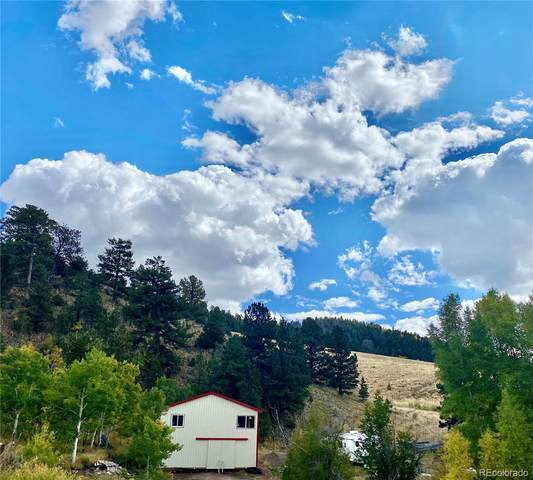 Lot 400 & Lot 400a Gardner Rd, Westcliffe, CO 81040 (#3752493) :: Signature Realty, Inc.