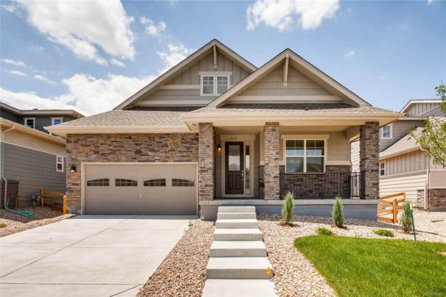 9315 Dunraven Loop, Arvada, CO 80007 (#3753117) :: Structure CO Group