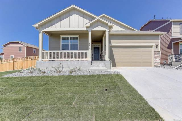 7109 Frying Pan Drive, Frederick, CO 80530 (#3753601) :: The HomeSmiths Team - Keller Williams