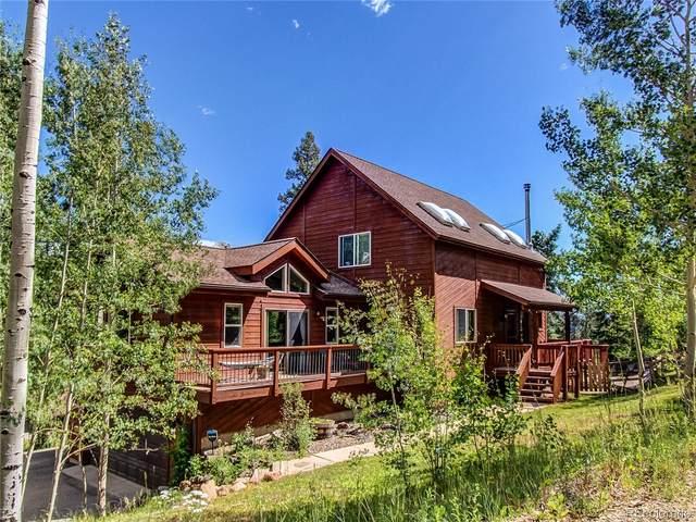 10468 Sunlight Lane, Conifer, CO 80433 (#3753695) :: Kimberly Austin Properties