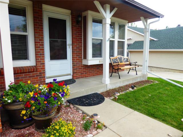 8064 S Hoyt Street, Littleton, CO 80128 (MLS #3755203) :: 8z Real Estate