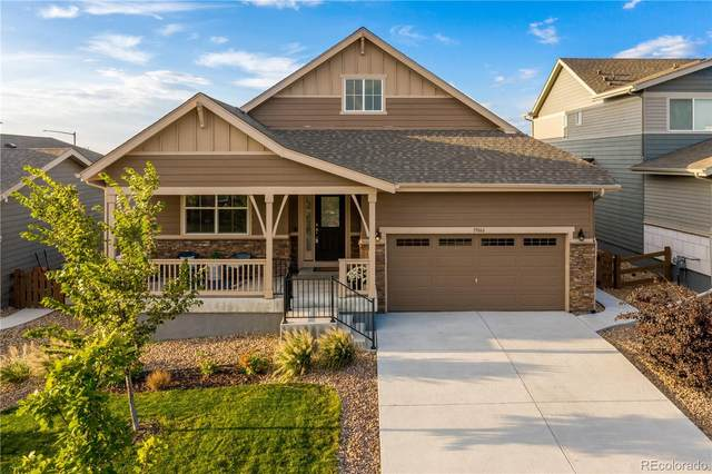 19866 W 93rd Avenue, Arvada, CO 80007 (#3755433) :: Real Estate Professionals
