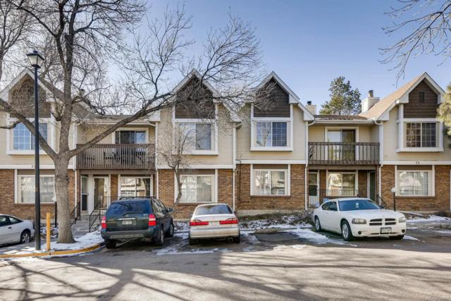 73 S Sable Boulevard D-13, Aurora, CO 80012 (#3756654) :: Hometrackr Denver