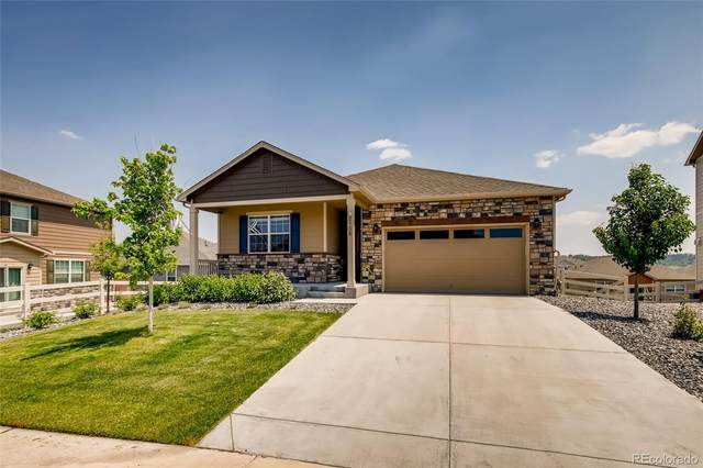 2108 Shadow Creek Drive, Castle Rock, CO 80104 (#3757347) :: The Colorado Foothills Team | Berkshire Hathaway Elevated Living Real Estate