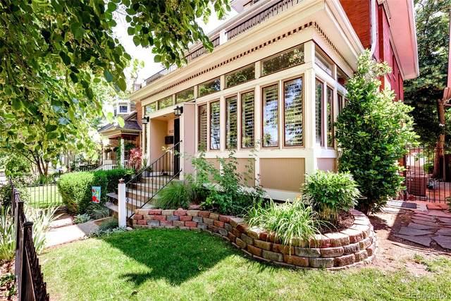 1532 N Gilpin Street, Denver, CO 80218 (#3757732) :: Hudson Stonegate Team
