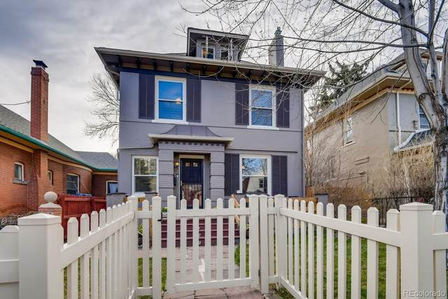 1644 Adams Street, Denver, CO 80206 (#3758054) :: Wisdom Real Estate