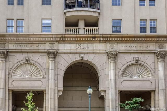 300 W 11th Avenue 9A, Denver, CO 80204 (#3763805) :: The Gilbert Group