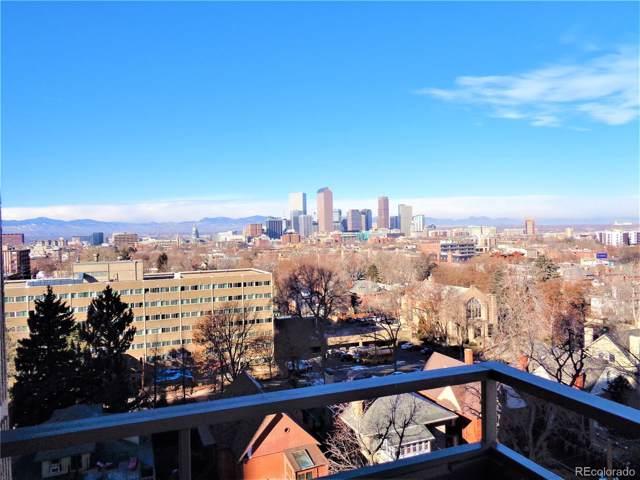 1313 N Williams Street #1002, Denver, CO 80218 (#3768671) :: The HomeSmiths Team - Keller Williams