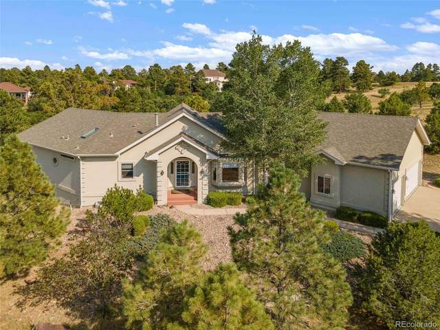 5612 Silver Bluff Court, Parker, CO 80134 (MLS #3771799) :: 8z Real Estate