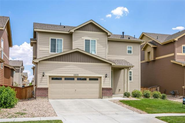 12172 Village Circle, Commerce City, CO 80603 (#3772485) :: My Home Team
