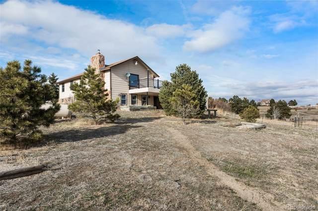 940 Pinewicket Way, Parker, CO 80138 (#3772804) :: The Peak Properties Group