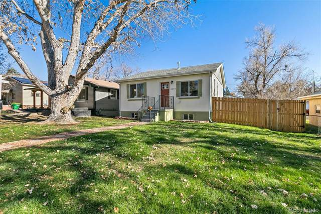 3240 S Corona Street, Englewood, CO 80113 (#3772967) :: Real Estate Professionals