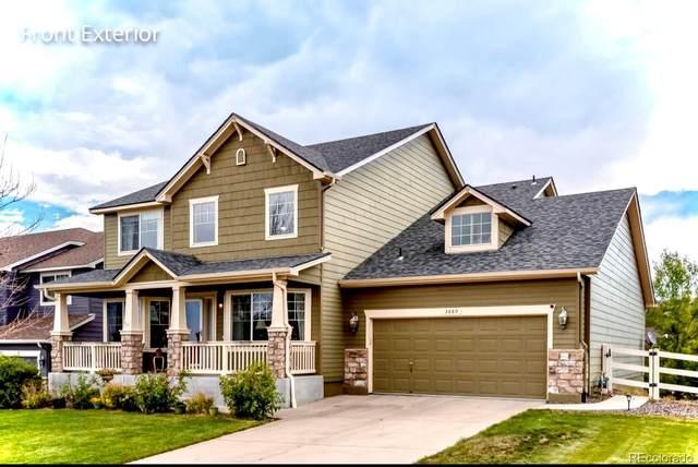 3880 Heatherglenn Lane, Castle Rock, CO 80104 (MLS #3774005) :: Keller Williams Realty