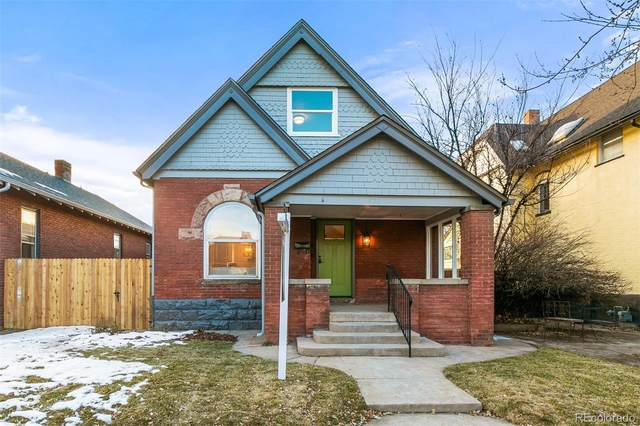 571 S Sherman Street, Denver, CO 80209 (MLS #3774161) :: The Sam Biller Home Team