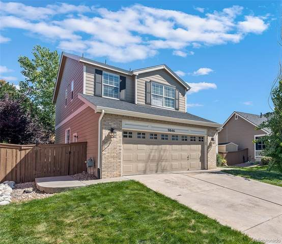9846 Mulberry Way, Highlands Ranch, CO 80129 (#3775022) :: The DeGrood Team
