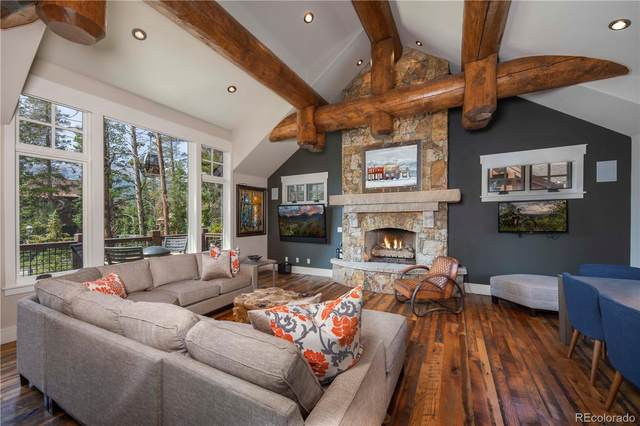 21 Regent Drive, Breckenridge, CO 80424 (MLS #3779514) :: 8z Real Estate