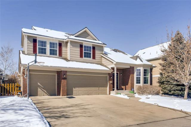 11979 Pine Top Street, Parker, CO 80138 (#3779623) :: The HomeSmiths Team - Keller Williams