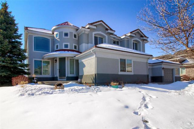 10956 W Rockland Drive, Littleton, CO 80127 (MLS #3781691) :: Bliss Realty Group