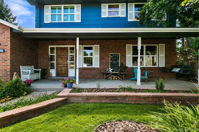 8168 S Harrison Way, Centennial, CO 80122 (#3783791) :: THE SIMPLE LIFE, Brokered by eXp Realty