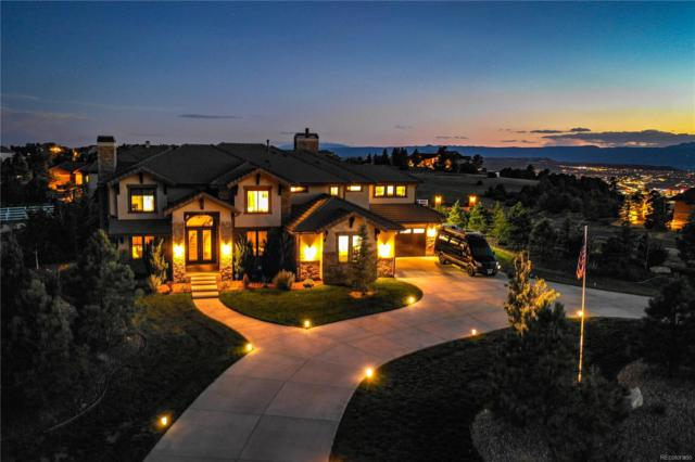 546 Tremolite Place, Castle Rock, CO 80108 (#3785133) :: The Peak Properties Group