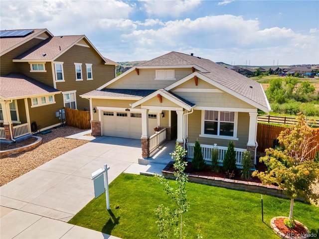 11817 Phoebe Street, Parker, CO 80134 (#3786883) :: Colorado Home Finder Realty