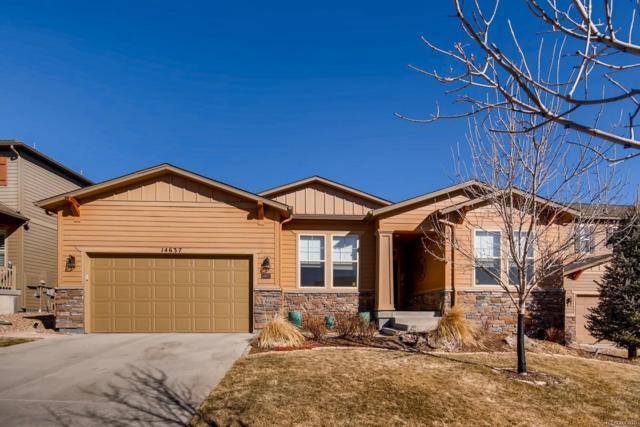 14637 Estonian Avenue, Parker, CO 80134 (MLS #3791440) :: 8z Real Estate