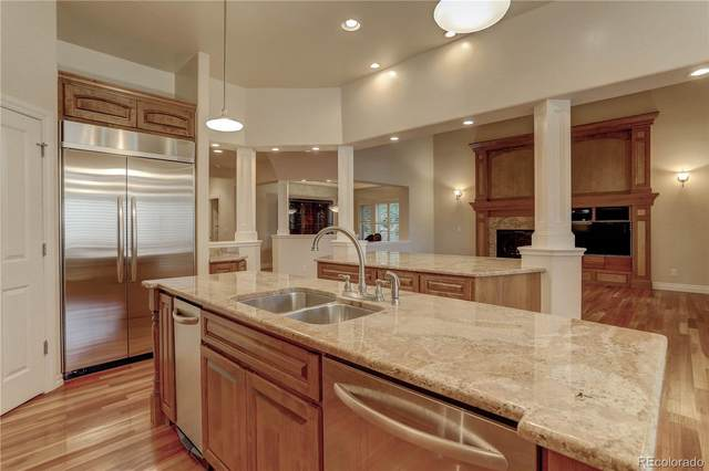 40 Brookhaven Drive, Littleton, CO 80123 (MLS #3792653) :: Neuhaus Real Estate, Inc.