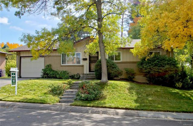 7992 E Hampden Circle, Denver, CO 80237 (MLS #3793110) :: Kittle Real Estate