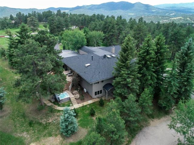 1825 Foothills Drive South, Golden, CO 80401 (#3795303) :: Berkshire Hathaway Elevated Living Real Estate