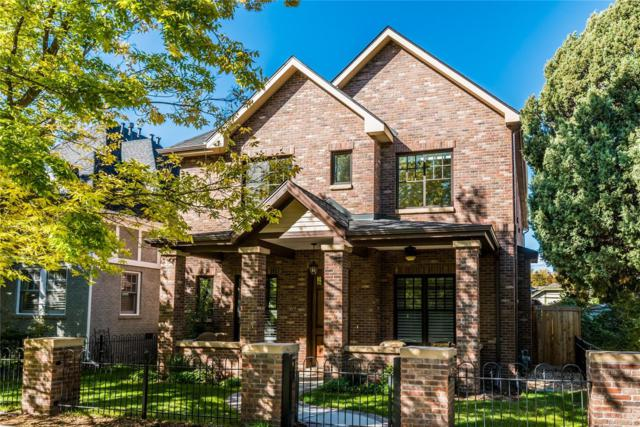 369 S High Street, Denver, CO 80209 (MLS #3799980) :: 8z Real Estate