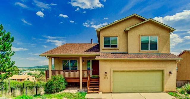 275 Park Street, Palmer Lake, CO 80133 (#3800756) :: The Griffith Home Team